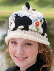 Bears & Blooms Hat