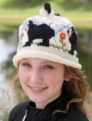 Bears & Blooms Hat
