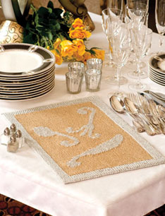 Gilded Age Placemats