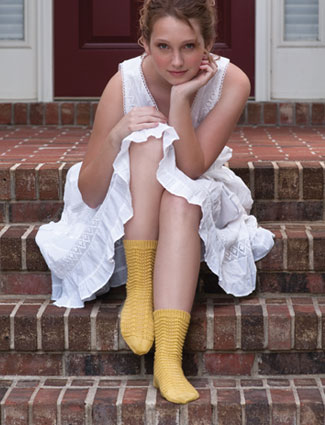 Summer Breeze Socks